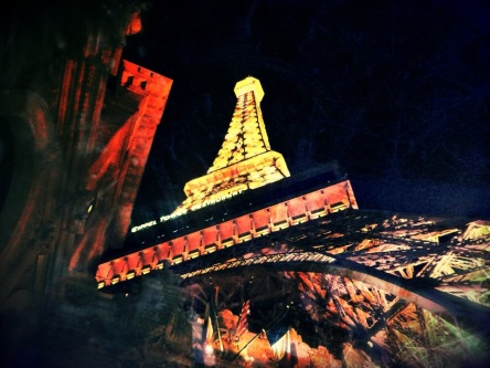 Paris Hotel, Las Vegas, Nevada. Photo by: Jessica Whitehead
