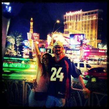 You only live once, right? Experience Vegas at least once. Photo edited by: Jessica Whitehead
